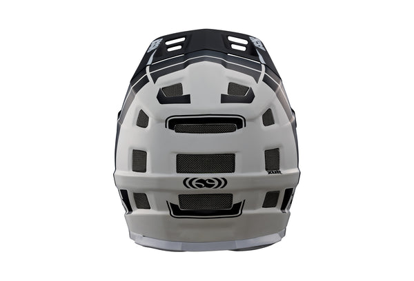 XULT Full Face Helmet - Black/Silver by IXS