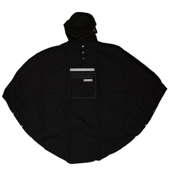 Hardy Black 2.0 by The People's Poncho