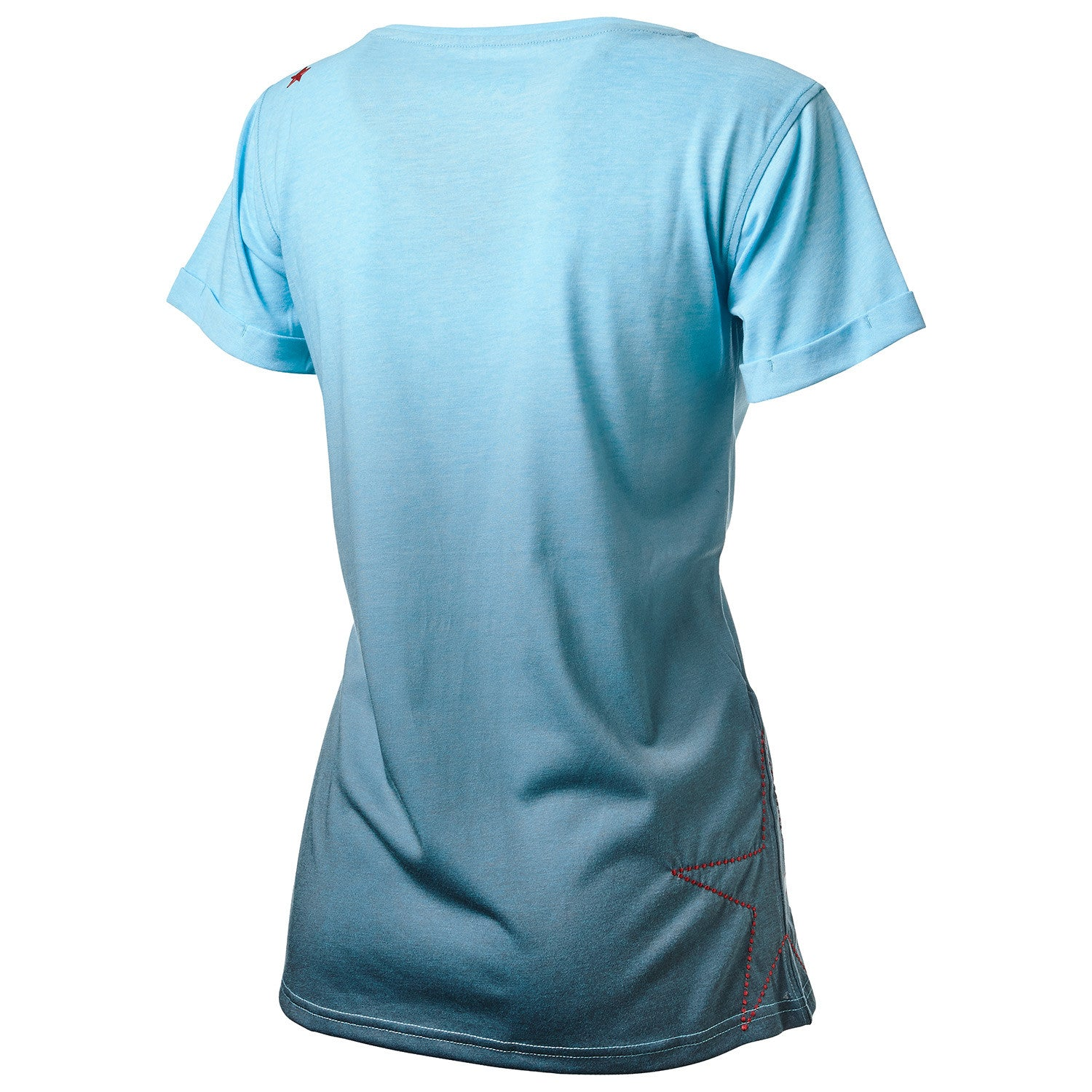 T-Shirt Dry Women- Neon Blue by EVOC