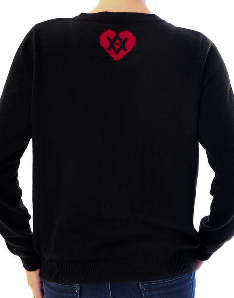 Wheel Love Never Tyres Sweater by Apres Velo