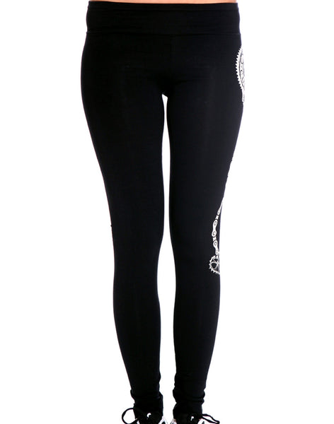 Cycle Culture Legging by Apres Velo