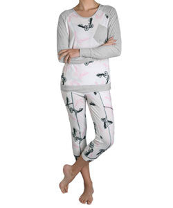 Cycle Of Dreams PJs by Apres Velo
