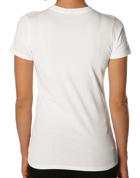 Cranky White T-Shirt by Apres Velo