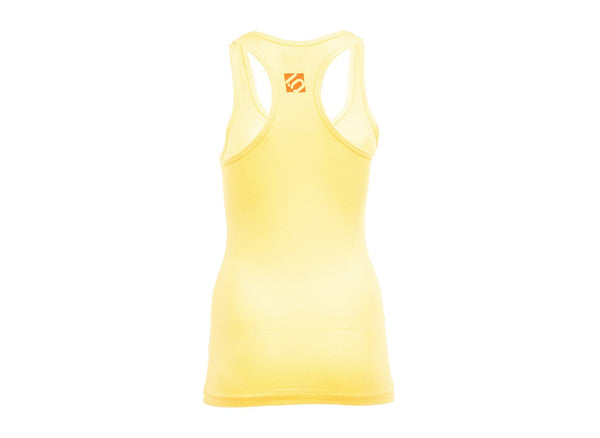 Cubes Tank - Banana Cream by Fiveten