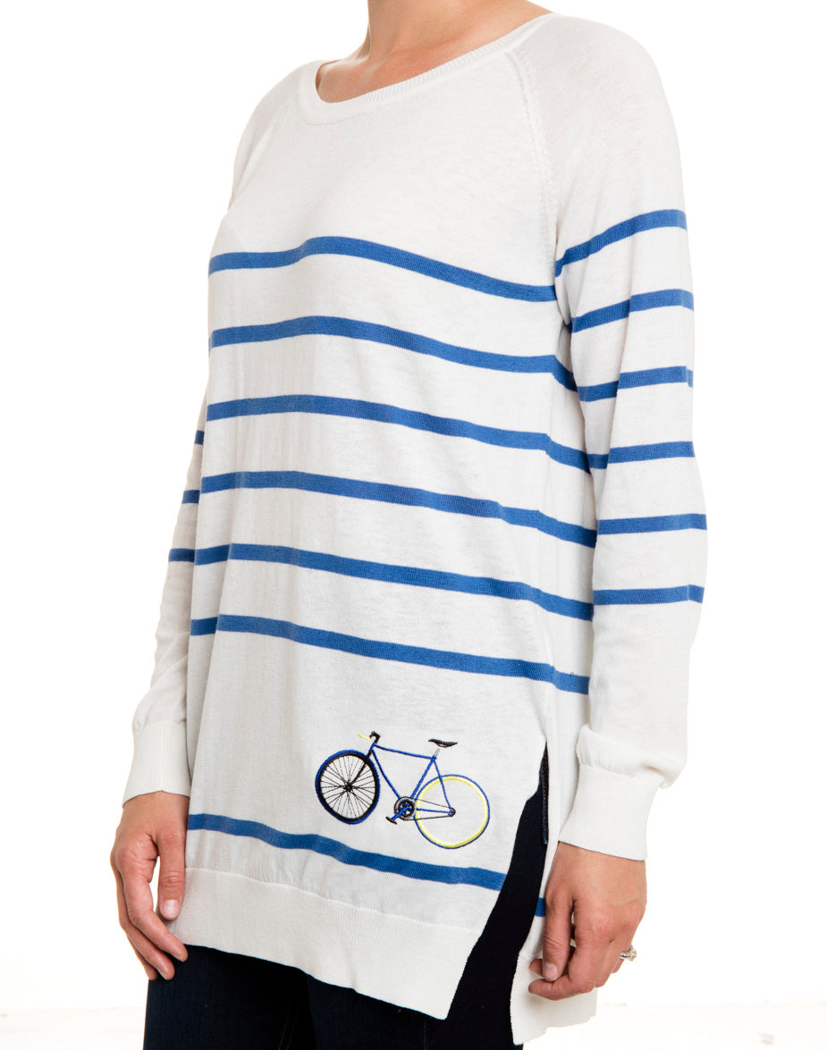 Cruze Knit Sweater by Apres Velo