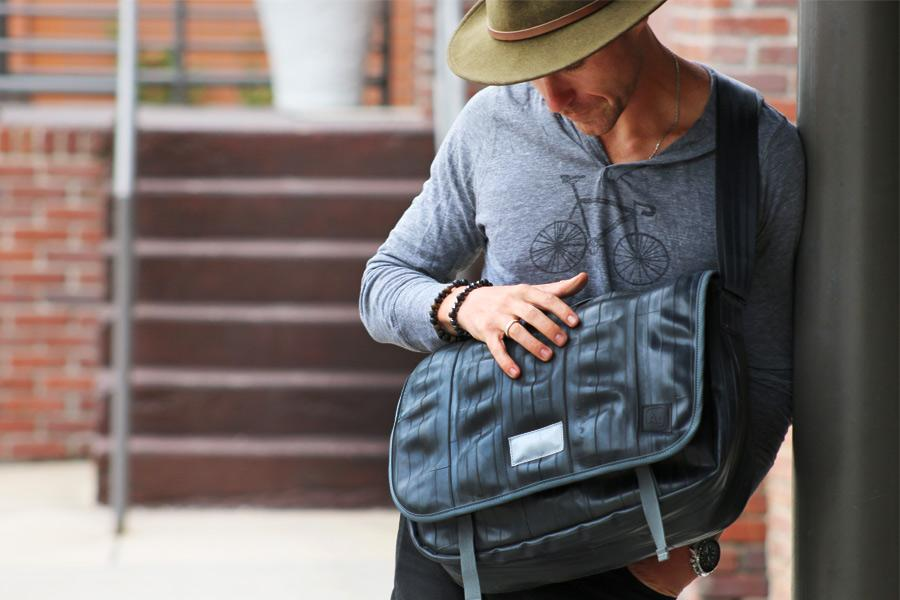 Jefferson Messenger - Limited Edition by Alchemy Goods