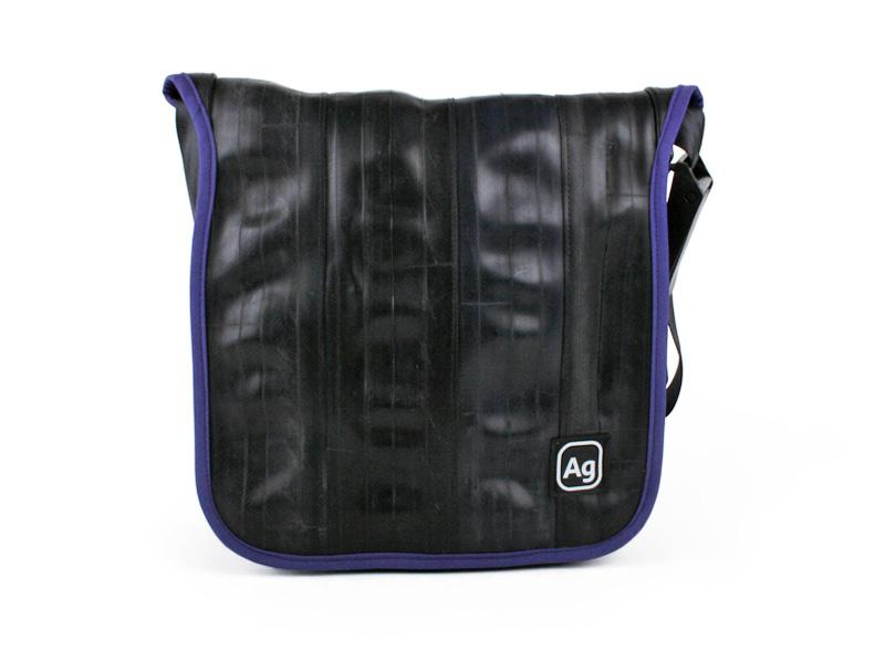 Haversack Shoulder Bag - Purple by Alchemy Goods