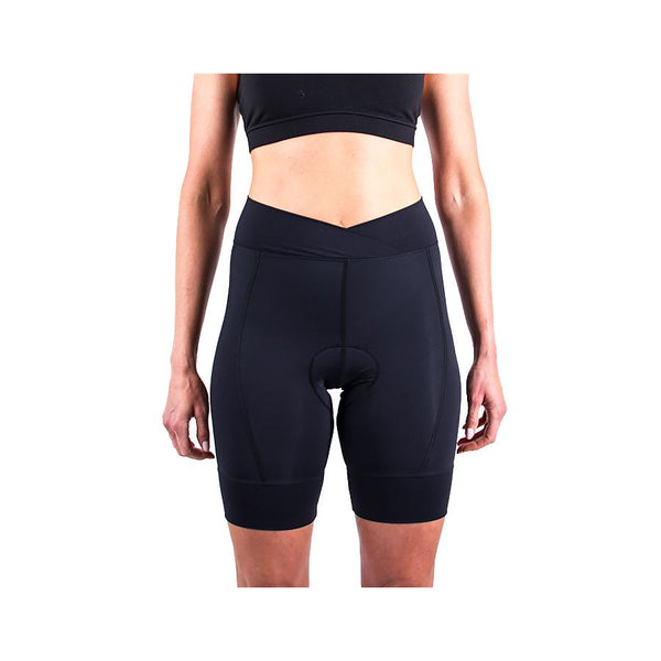 Little Black Cycling Shorts by Lexi Miller