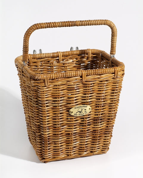 Cisco Pannier Basket w/ Hooks by Nantucket Baskets