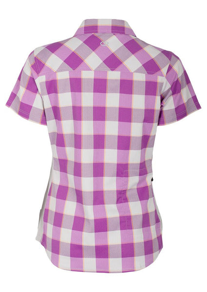 Bandara - Dewberry Plaid by Club Ride