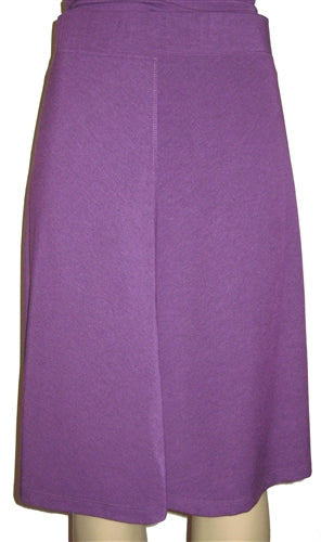 Hitchable Flounce Skirt Plus Size - Purple by Bikie Girl Bloomers