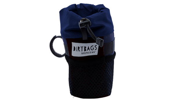 Grub Handlebag Bar - Blue Top by Dirtbags