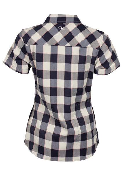 Bandara - Navy Plaid by Club Ride