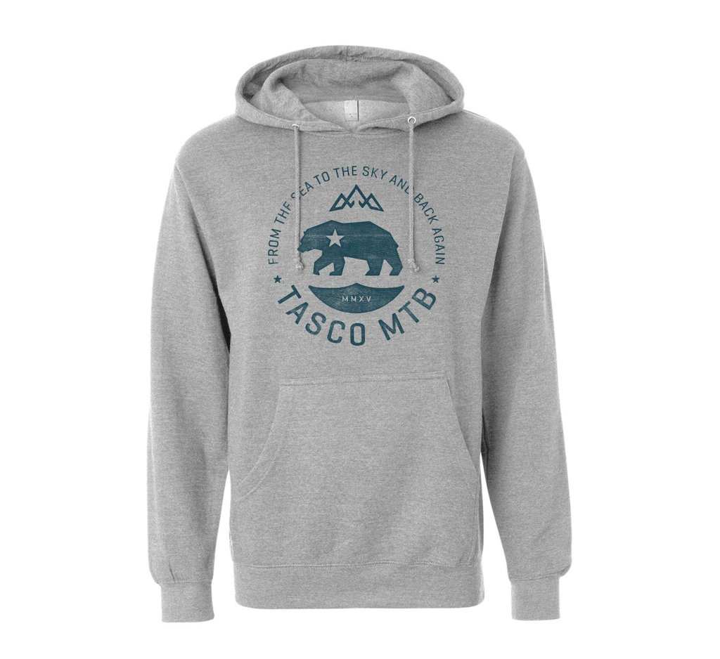 Bear Seal Hoodie by Tasco MTB