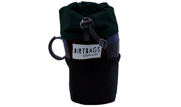 Grub Handlebag Bar - Black Top by Dirtbags