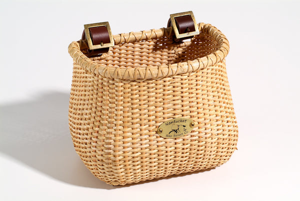 Lightship Child Classic Basket - Natural by Nantucket Baskets