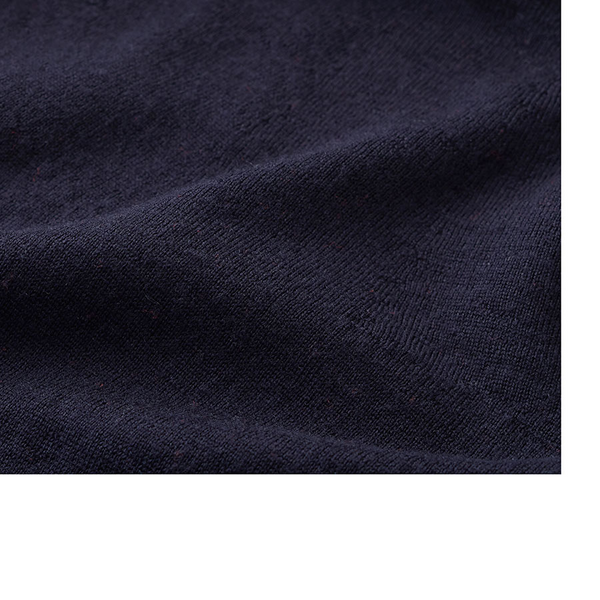 Caddon Merino Jersey - Dark Navy by FINDRA