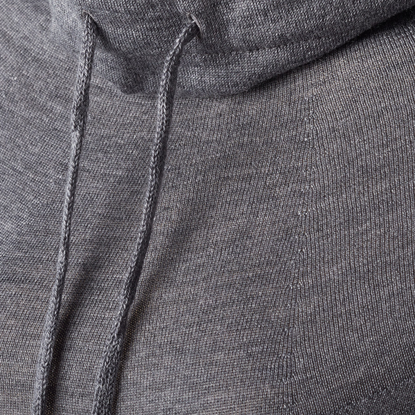 Caddon Merino Jersey - Slate Grey by FINDRA