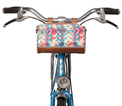 Kinga Handlebar Bag- Mosaic by Po Campo