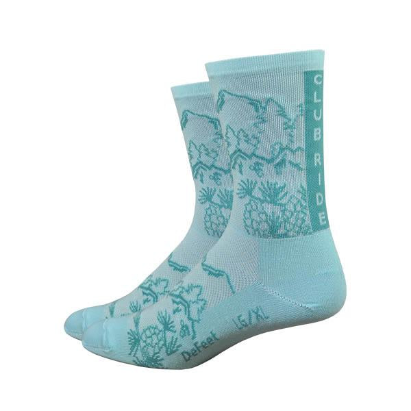 Club Sock - Glacier Blue by Club Ride