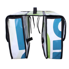 Double Dutch Dual 40L Everybike Pannier by Green Guru