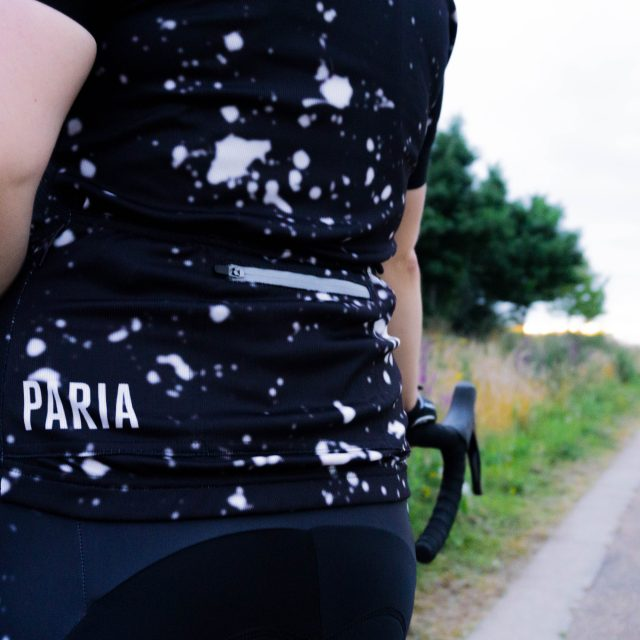 Bleka Short Cycling Jersey by Paria