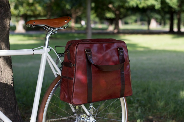 DUKE Bike Bag by Hills & Ellis
