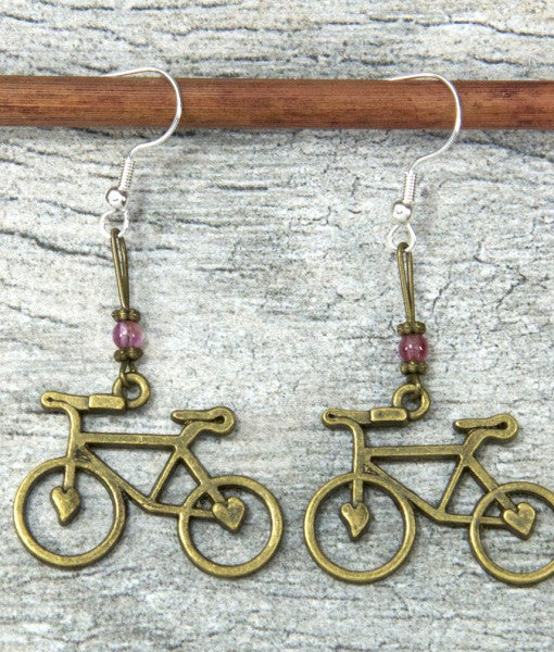 Bike Love 2 - Rose Quartz by bici bits