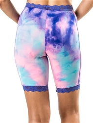 Groovy Tie Dye Bloomers by Bikie Girl Bloomers