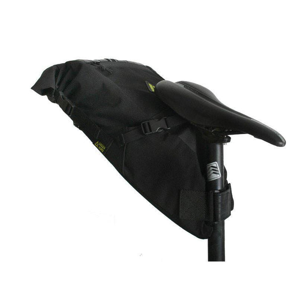 Hauler Saddle Bag- Black by Green Guru