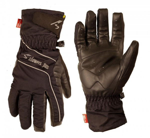 Women's Crosspoint Hardshell Waterproof Gloves by Showers Pass