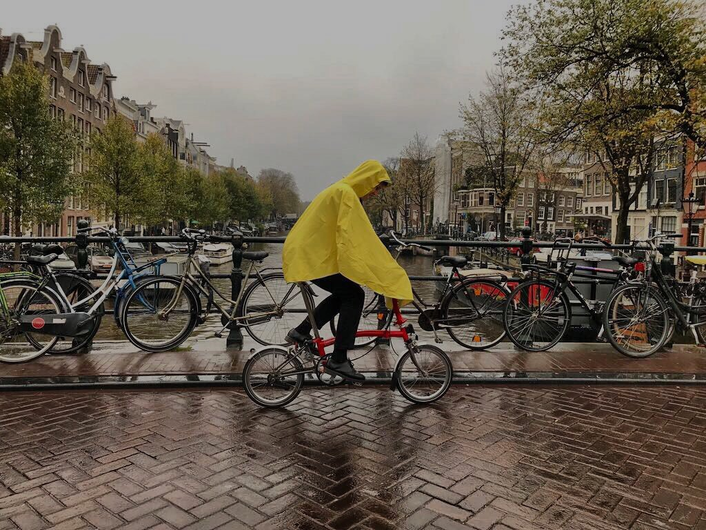 Hardy Fisherman's Yellow 2.0 by The People's Poncho