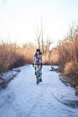 She Believed Long Sleeve Kit by SOLIDarity Cycling