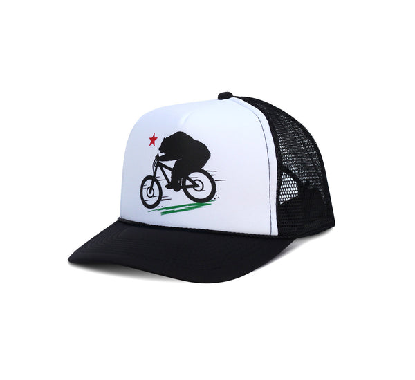 Braaap Trucker Hat by Tasco MTB