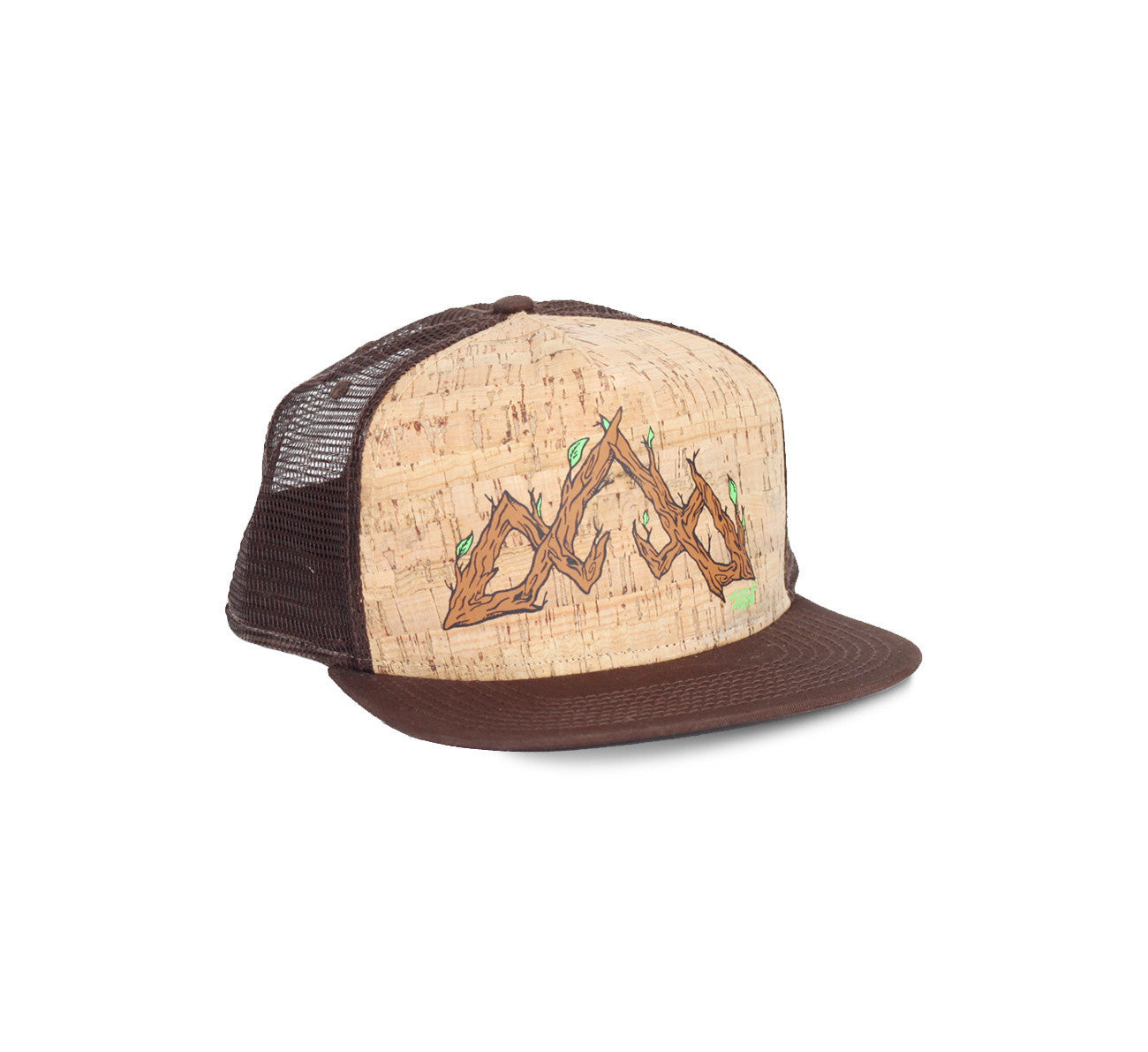 Gnar Logo Cork Hat by Tasco MTB