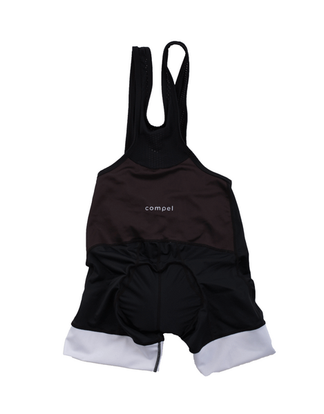 Black & White Women's Bibs by Compel