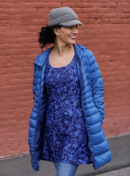 Indigo Scoop-Muu by Nuu Muu