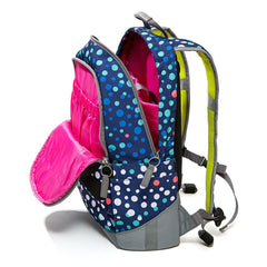 Irving Backpack Pannier - Bubbles by Po Campo