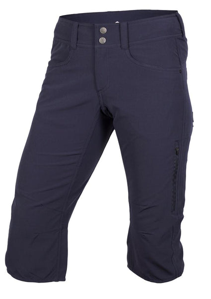Joanie Capri Short - Navy by Club Ride