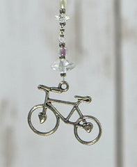 Mini Sun Catchers - Antique Bicycle by bici bits