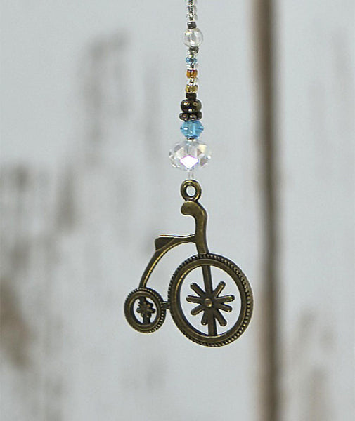Mini Sun Catchers - Antique Tricycle by bici bits