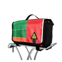 Kickstand Cooler Rear Rack Bag by Green Guru