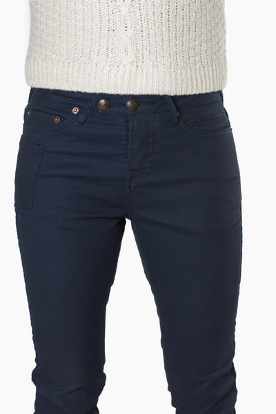 Women's Porteur Jean - Navy by Osloh