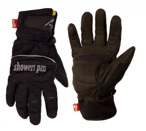 Women's Crosspoint Softshell Waterproof Gloves by Showers Pass