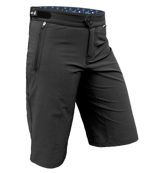 Ladies Gravity Shorts - Black by DHaRCO