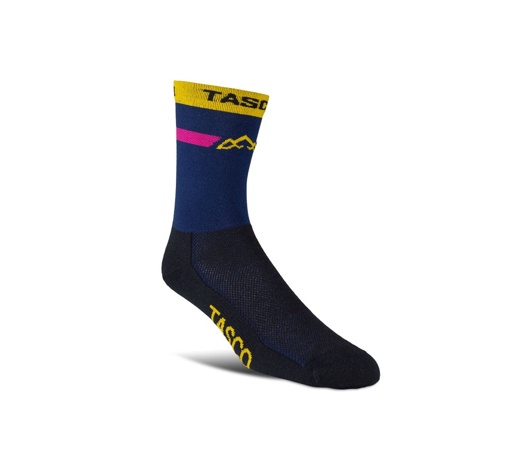 Double Digits Socks - Electric Storm Classic by Tasco MTB