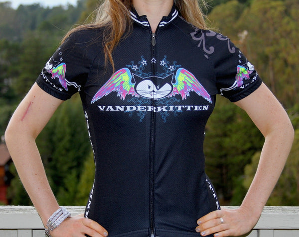 Tattoo Women's Cycling Jersey by Vanderkitten