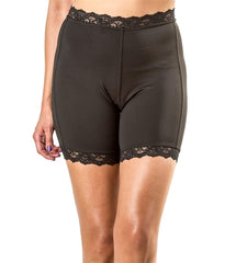 Wick-It Black Pettipants by Bikie Girl Bloomers