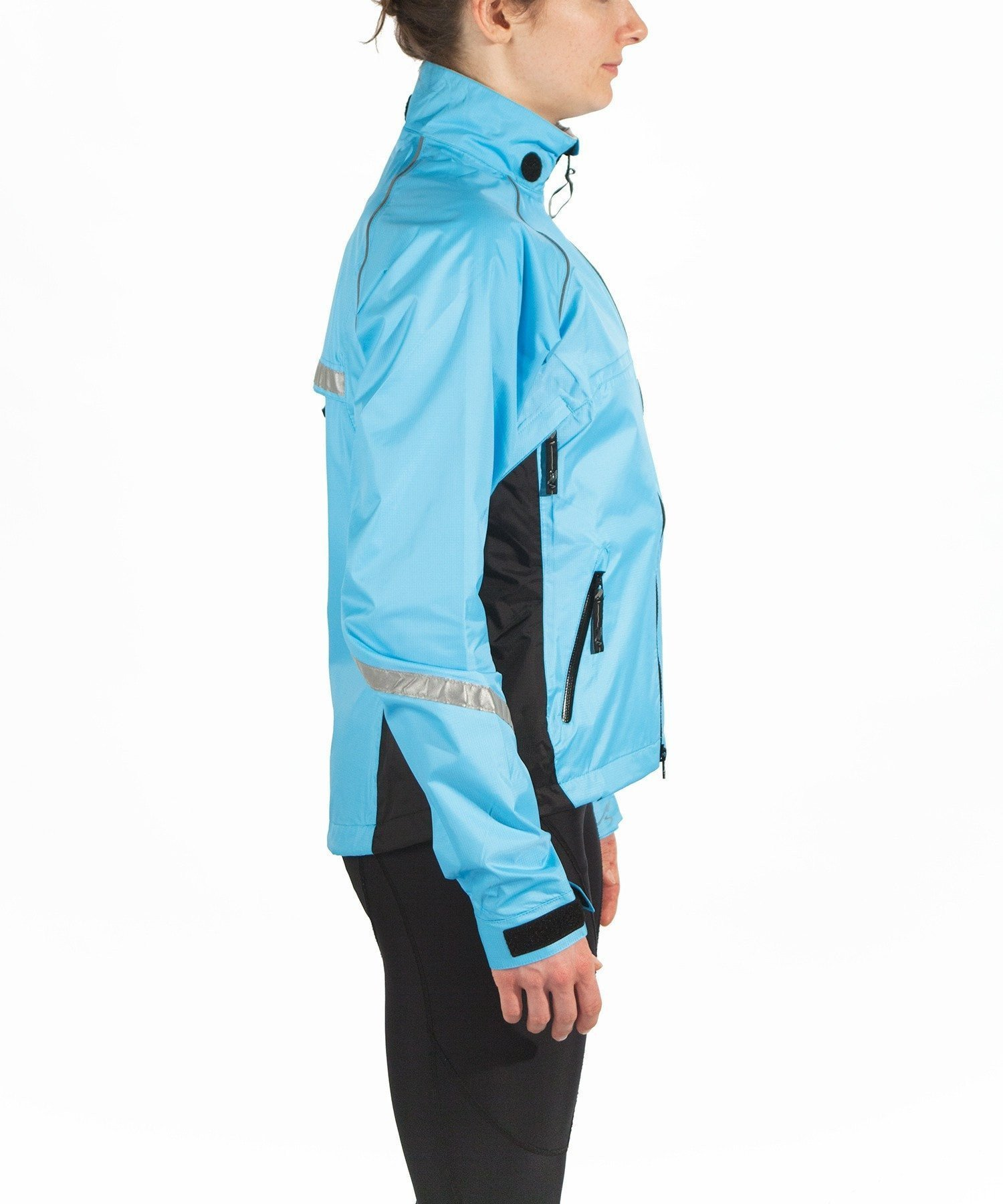 Women's Club Pro Jacket - Powder Blue by Showers Pass