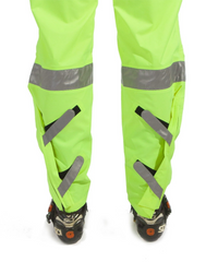 Women's Club Visible Pants - Neon Green by Showers Pass